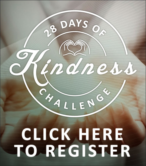 28 Days of Kindness Free Challenge